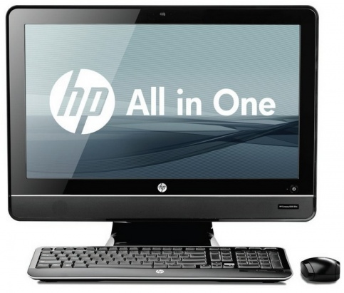 HP Compaq 8200 Elite All-in-one